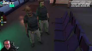 45 grünes Licht Polizei Praktikum Folge 2