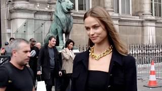 Fashion Week Paris SS20 EXIT Redemption models