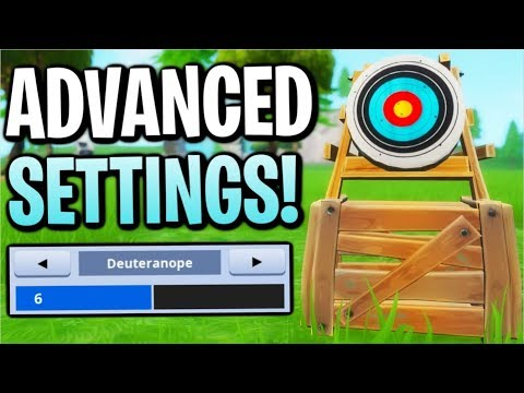 Fortnite: Pro Settings You Need To Try! | Pc, Console & Mobile