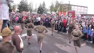 Фото Танец Катюша к Дню Победы