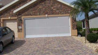 Garage Door Sliding Screens/ Roll-up Skeet'r Beat'r/ Retractable Screens Gainesville