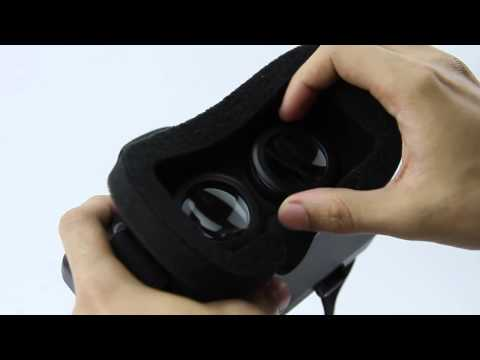 DOMO nHance VR2 Universal 3D Virtual Reality Headset - Hands On