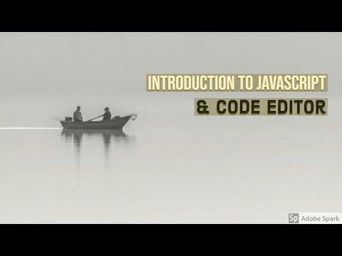 Part-1(Introduction and code editor) - JavaScript Bangla Tutorial thumbnail