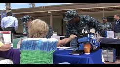 Naval Base Coronado Hosts Navy College Fair