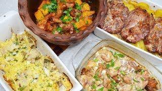 Чем я кормлю семью, простые блюда. Часть 28