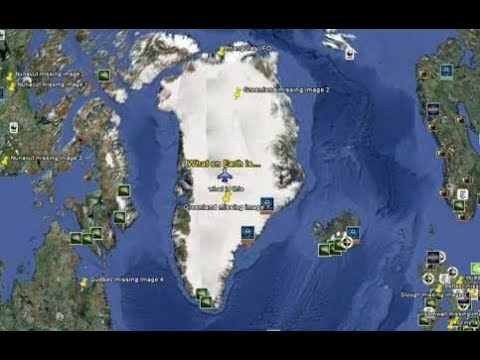 Land Form Beyond the Antarctic Ice!! ...This' What Actually Lies Beyond