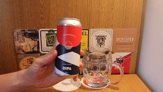 Beer review - Big  & Juicy Dipa Cloudwater Brew Co. Manchester 5.2%