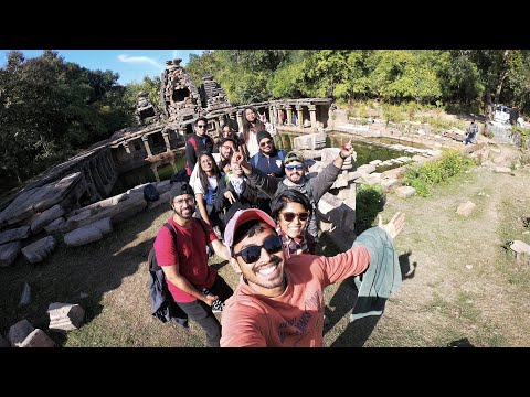 A Trip With NeverTheLess Nagpur Fam |Kapoor Baoli |Khindsi Backwater |Digambar Jain Temple |Nagpur