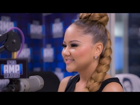 "Kat DeLuna Talks New Single ""Bum Bum,"" Takes The 'Booty Cup Challenge' at 92.3 AMP Radio"