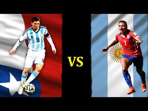 Guerra de Raps!!! Messi vs Alexis - Con intro |Mati Bocco