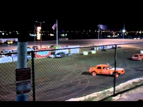 Demo derby, Texas Thunder Speedway