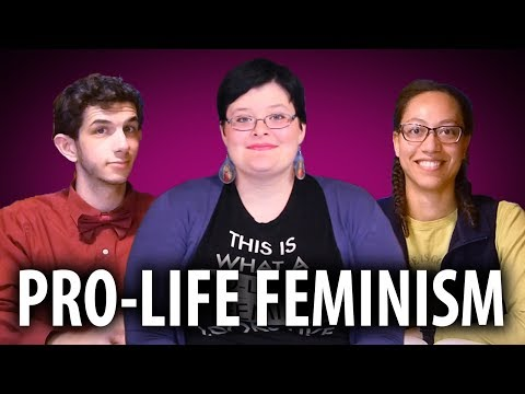 Catholics Talk About Pro-Life Feminism