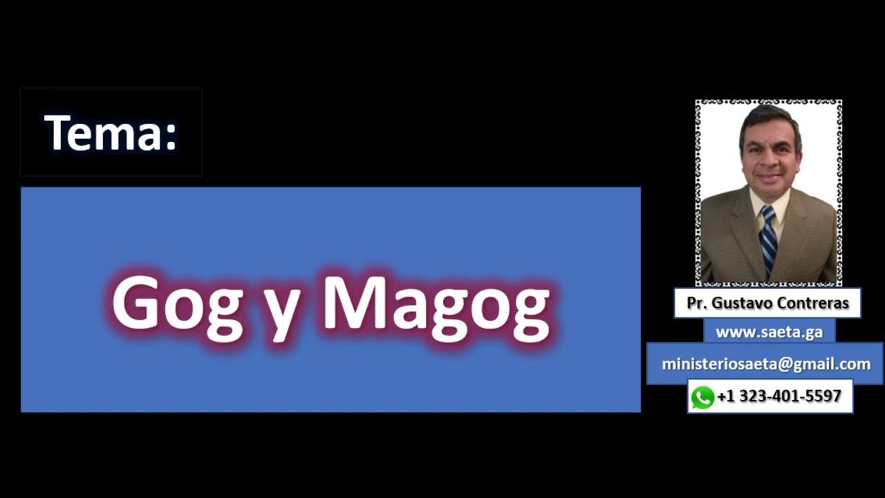Gog y Magog / Serie: Blog Saetero contesta