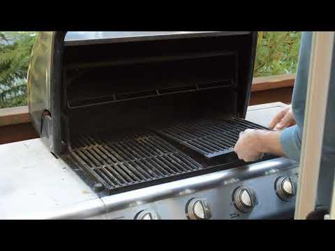 V Shaped BBQ Gas Grill Wood Smoker Box Review
