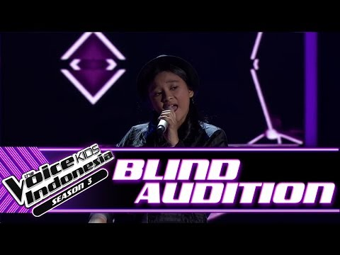 Wimas - Location   Blind Auditions   The Voice Kids Indonesia Season 3 GTV 2018