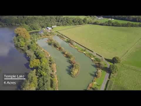 Bury Hill Fisheries Drone Video Intro