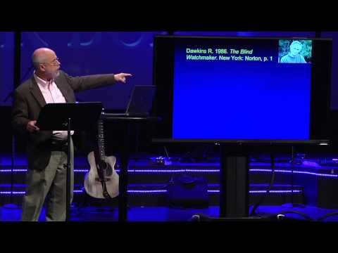 Purposeful Design at the Foundation of Life - Michael Behe, PhD