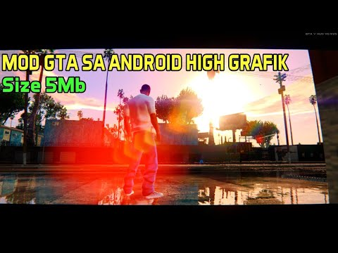 REVIEW & SHARE !!!-- ✪MOD HD GTA SA ANDROID HIGH GRAFIK - 동영상