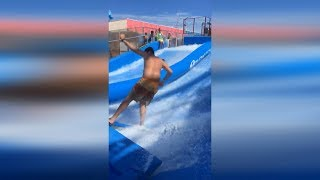 Dive In to These Hilarious Falls
