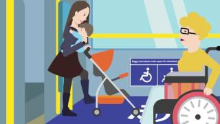 Travelling with your buggy in London