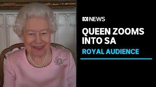 Queen Elizabeth makes video call to South Australia
