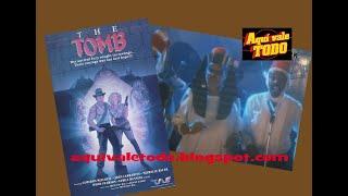 """créditos iniciales de """"EL MISTERIO DE LA PIRÁMIDE"""" (""""THE TOMB"""")"""