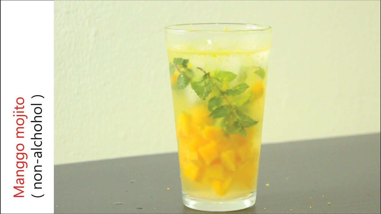 Resep Manggo Mojito Niken Says Cooking Youtube
