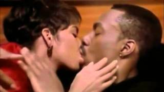 Halle Berry's Hot Scenes and Kisses