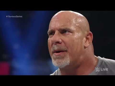 Goldberg lays out Rusev and Paul Heyman: Raw, Oct. 31, 2016
