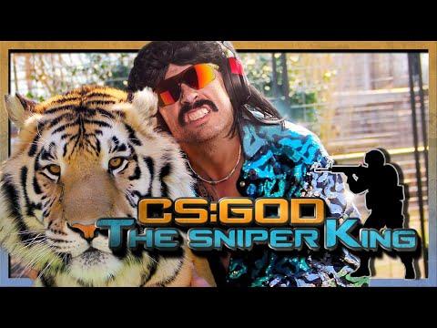The CS:GOD Sniper King That Is DrDisrespect