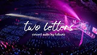 Download wendy (red velvet) - two letters (start-up ost part 11) (concert audio)