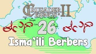Crusader Kings 2: Ismaili Berbers 26