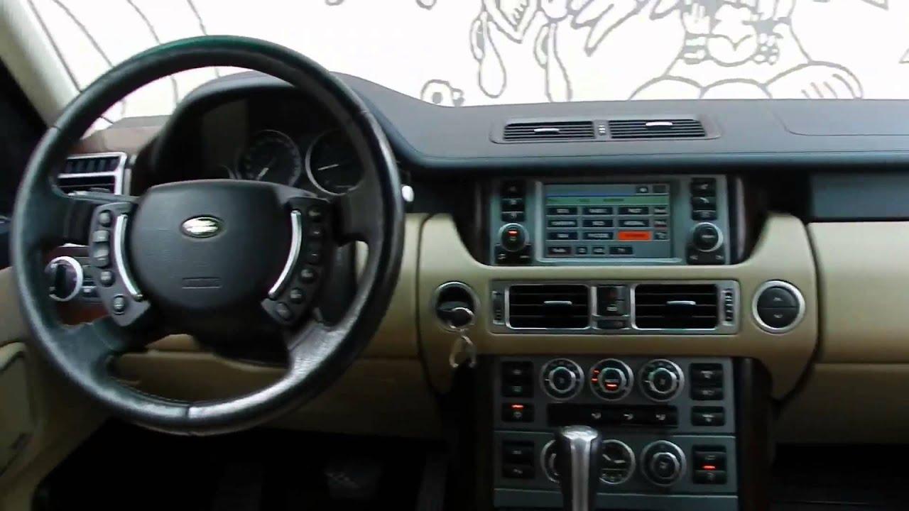 Range Rover Vogue Autobiograpy