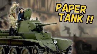 Heroes & Generals : Stalins Paper Tank ! [BT-7]