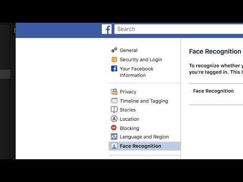 Tech & Science : Facebook will no longer scan user faces by