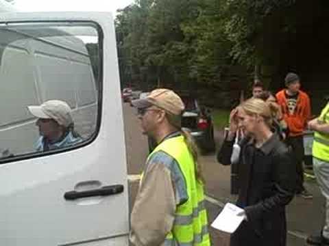 CWU Members Strike at Antrim Factory 10