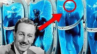 ►El Secreto Oculto De Walt Disney | Actualmente Está Congelado?