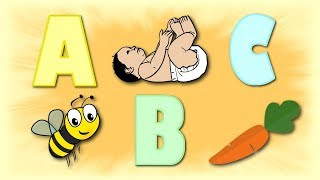 Alfabeto Completo para Crianças / ABC em português / Qual figura começa? #2 - Ep. 37