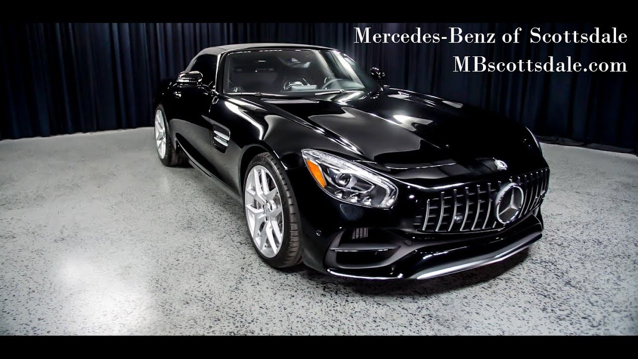 Mercedes Sls Amg Gt >> 2018 Mercedes-Benz GT AMG® Cabriolet - New and Different ...