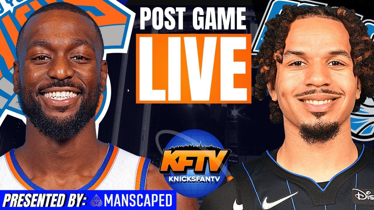 Download New York Knicks vs. Orlando Magic Post Game Show: Highlights, Analysis & Caller Reactions