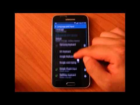 How to change Android Google Navigation voice language accent