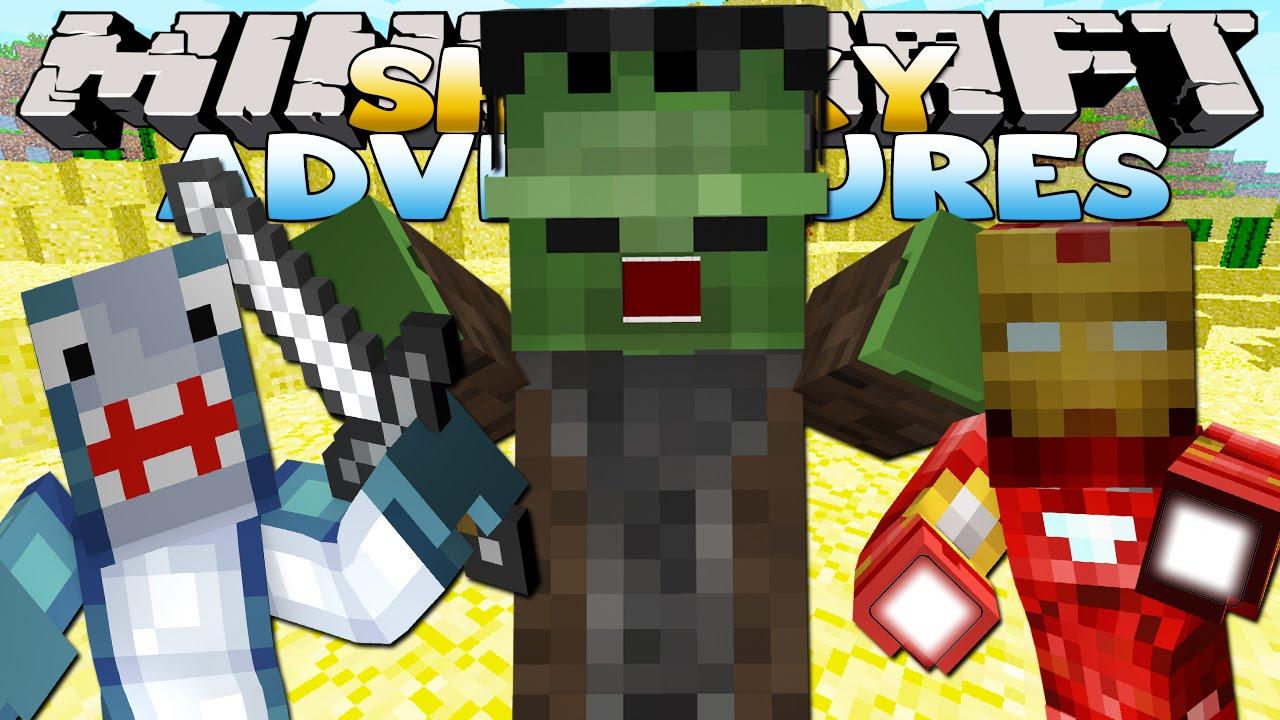 Minecraft Adventures -...