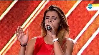 Станислава Василева - X Factor кастинг (24.09.2017)