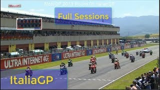 ItaliaGP at Mugello circuit - MotoGP 2013 Round 05 (Full Sessions)