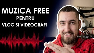 Muzica free pentru Vlog Videografi Content Creatori