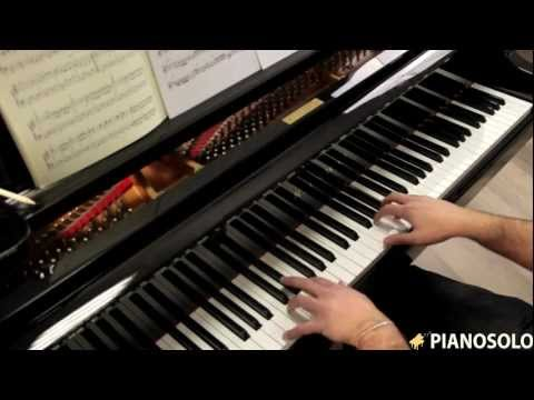 watch various styles recognized brands Caruso - Tutorial per Pianoforte - YouTube