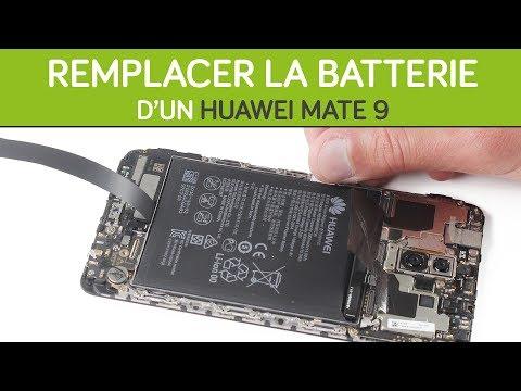 Changer Sa Batterie Huawei Mate 9 By SOSav
