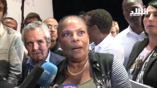 كتاب كريستيان توبيرا المثير للجدل يكشف سبب استقالتها من حكومة فالس -el bilad tv -