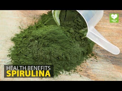 Spirulina - Health Benefits | Health Tips Education