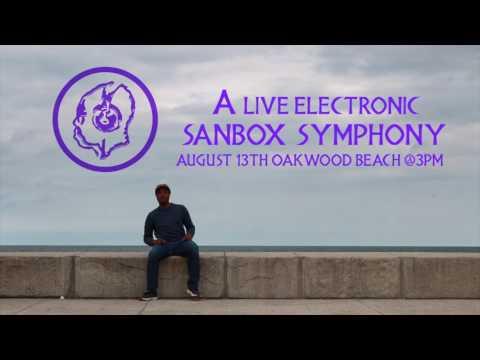 Brother El's Sandbox Symphony Invite (8.13.16)
